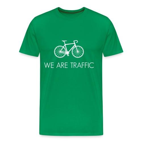 We are traffic - Männer Premium T-Shirt