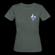 T-Shirts ~ Frauen Bio-T-Shirt ~ Lilie Frauen (Ökologisch)