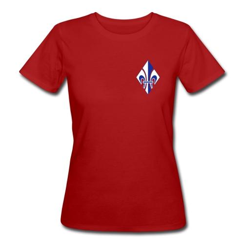 Lilie Frauen (Ökologisch) - Frauen Bio-T-Shirt