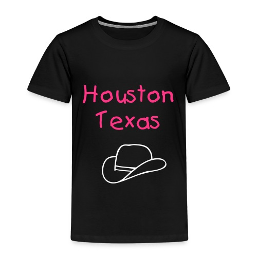 Lovefrom  Houston. Choose colours. - Kids' Premium T-Shirt