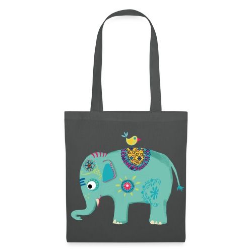 Elefantenbeutel - Stoffbeutel