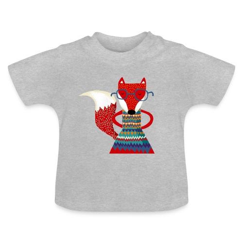 Frau Fuchs - Baby T-Shirt