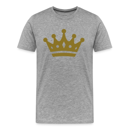 le roi - T-shirt Premium Homme