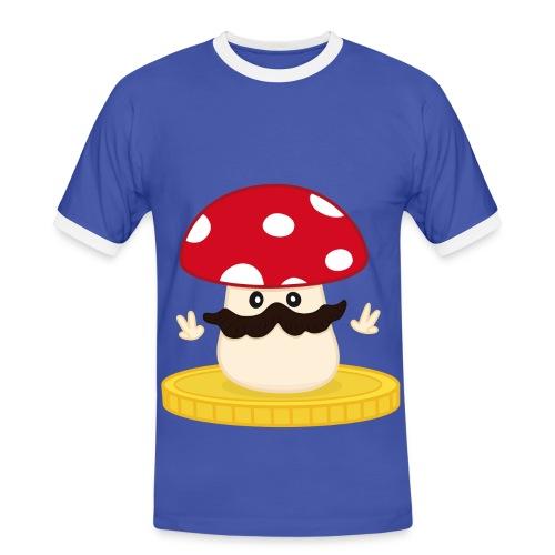 The Mushroom  - T-shirt contrasté Homme