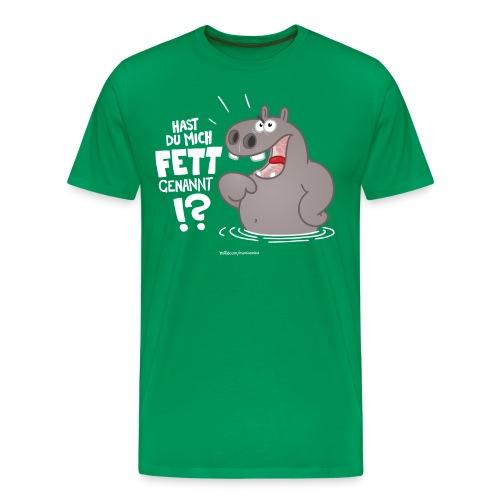 FETT? Boys - Männer Premium T-Shirt