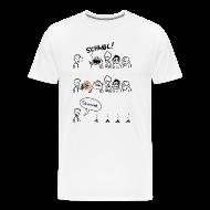 T-Shirts ~ Männer Premium T-Shirt ~ SCHWUL! Stimmt. Boys