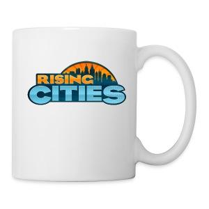 Rising Cities Logo Cup - Tasse