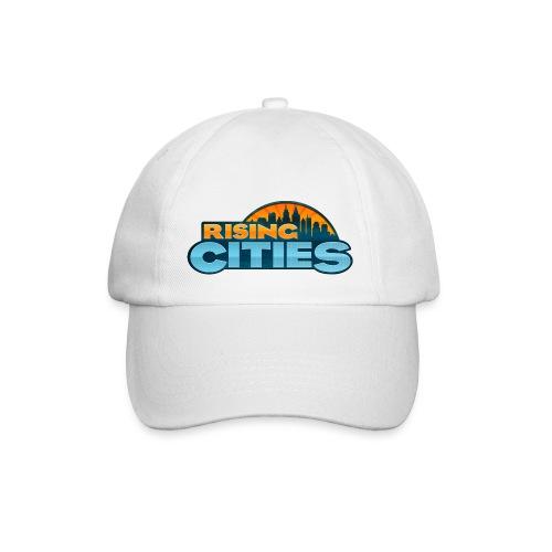 Rising Cities Logo Cap - Baseballkappe
