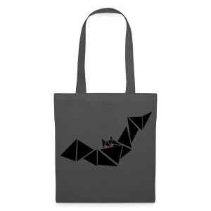 Halloween Origami Fledermaus Papier Tier T-Shirt