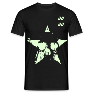 glow death star - Men's T-Shirt