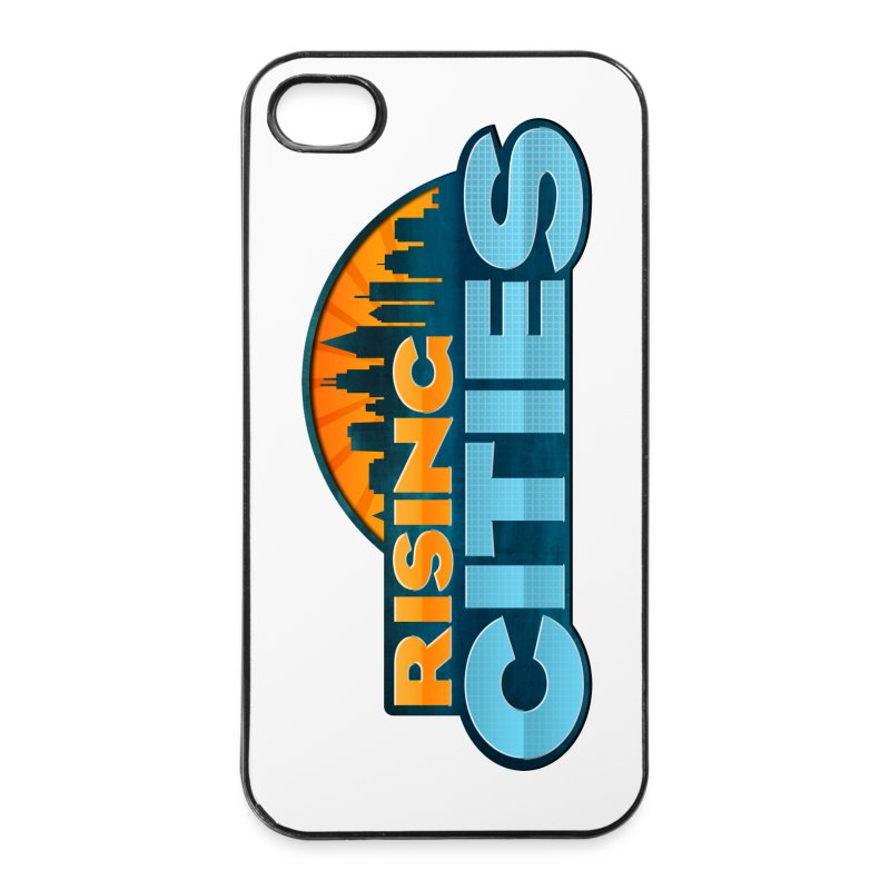 Rising Cities Logo Case - iPhone 4/4s Hard Case