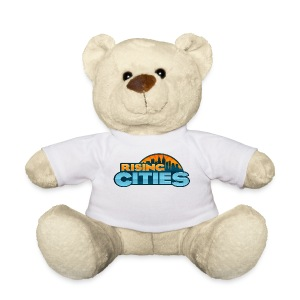 Rising Cities Logo Teddy - Teddy
