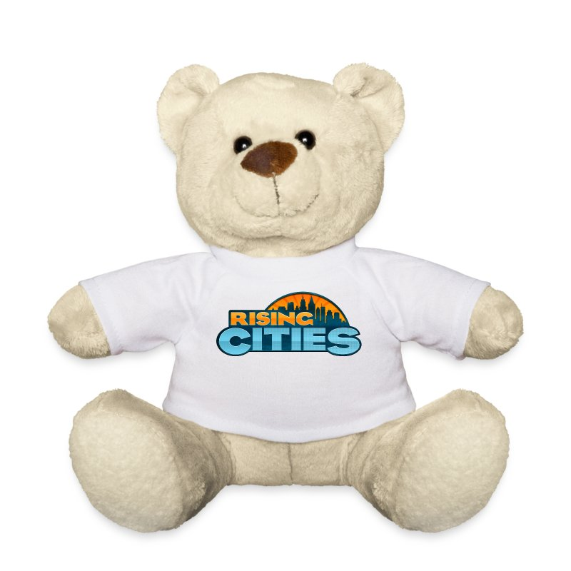 Rising Cities Logo Teddy - Teddy