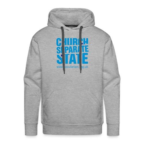 Separate church and state - Men's Premium Hoodie