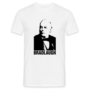 Bradlaugh - Men's T-Shirt