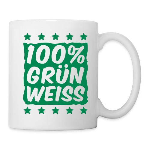 SC Ritzing 100% G-W Tasse - Tasse