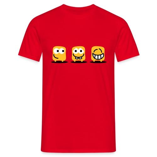 Die drei Patukus - Männer T-Shirt
