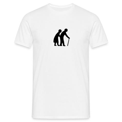 80 - T-skjorte for menn