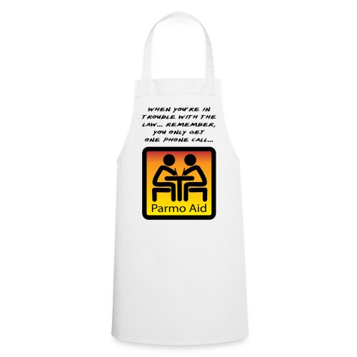 Parmo Aid - Cooking Apron