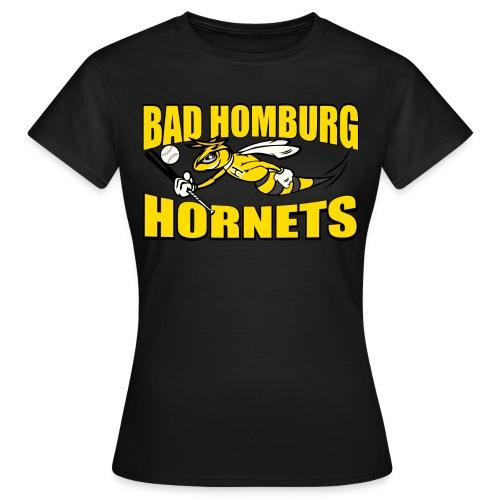 Big Logo Womens - Frauen T-Shirt