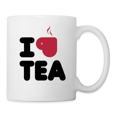I Love Tea - Mug
