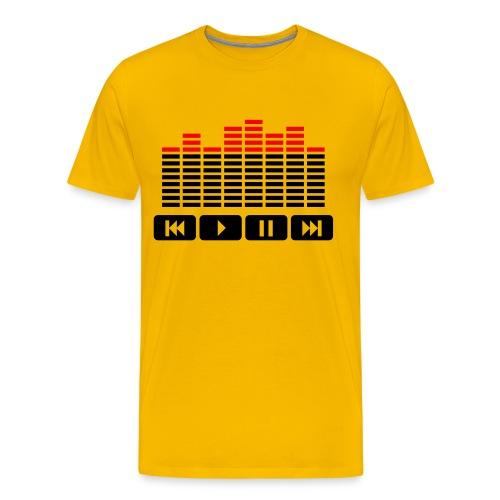 T-SHIRT Play - Herre premium T-shirt