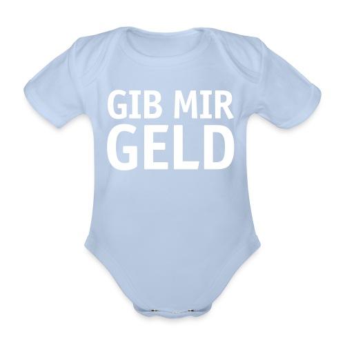 Kids*Strampler - Baby Bio-Kurzarm-Body