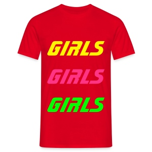 Girls - Men's T-Shirt
