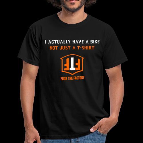 FTF Culture T-Shirt - Men's T-Shirt