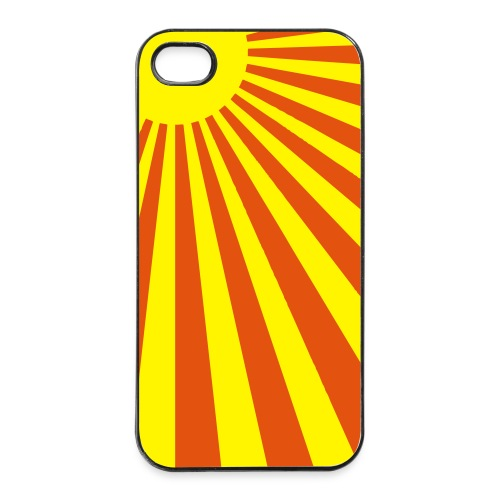 Sun design - coque smartphone - Coque rigide iPhone 4/4s