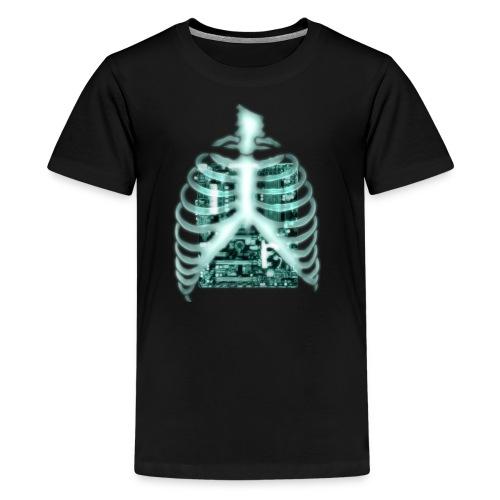 X-ray Hardware / Motherboard - T-shirt Premium Ado