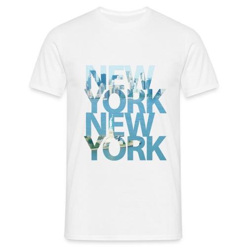 NEW YRK - Männer T-Shirt