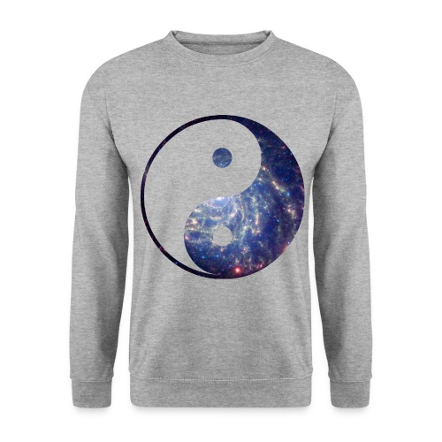 ying yang - Men's Sweatshirt