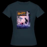 T-Shirts ~ Women's T-Shirt ~ Women's Astonishing Distressed T Shirt