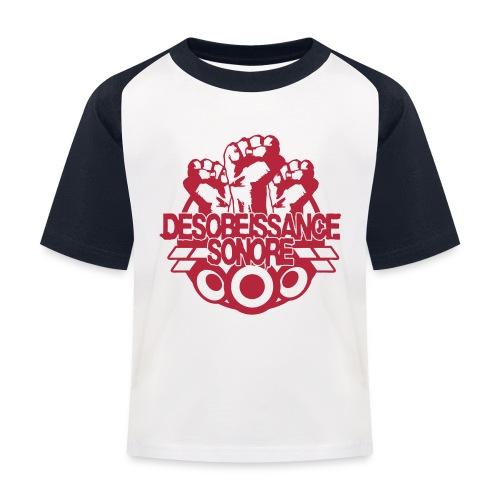 T-shirt baseball Enfant
