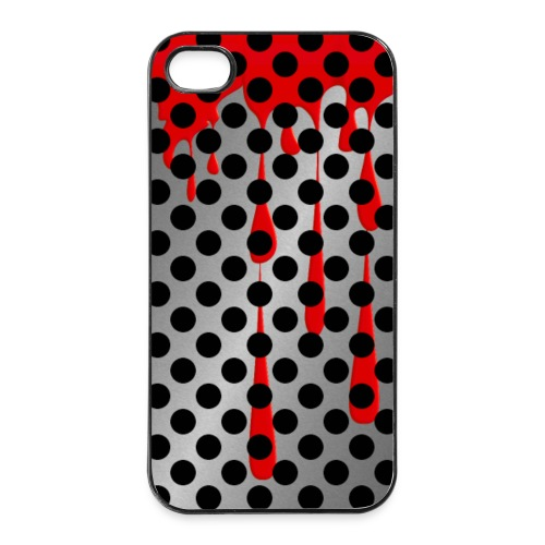 coque smartphone painted metal - Coque rigide iPhone 4/4s