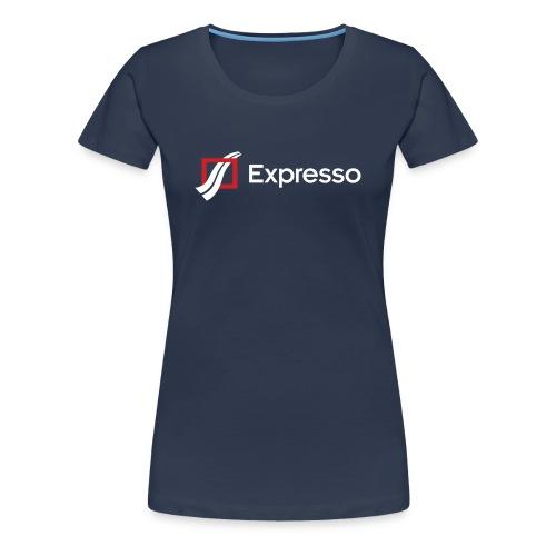 Expresso - Catch Me - Women's Premium T-Shirt