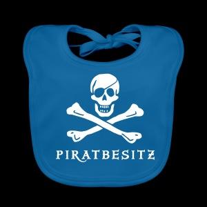 ~ Piratbesitz ~  - Baby Bio-Lätzchen
