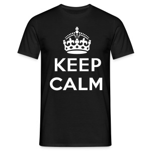 Keep Calm - Classic Shirt - Männer T-Shirt