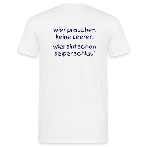 Männer T-Shirt - Deutsch...