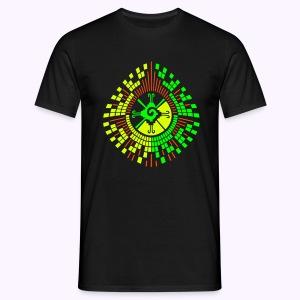 Hunab Ku DNA Tree Men's Classic Shirt - Mannen T-shirt