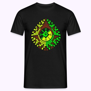Hunab Ku DNA Tree Men's Classic Shirt - Mannen T-shirt