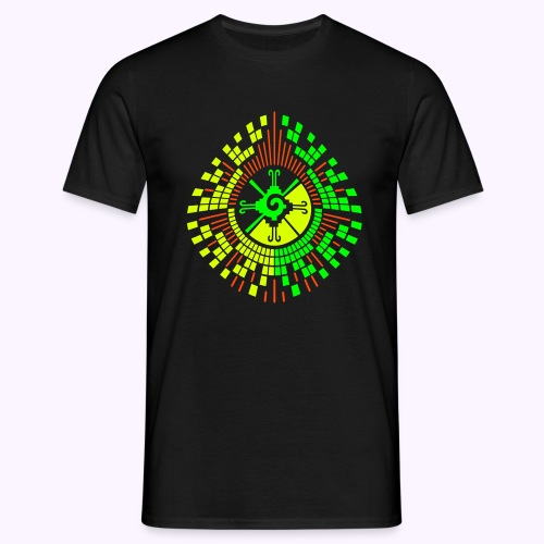 Hunab Ku DNA Tree Men's Classic Shirt - T-shirt herr