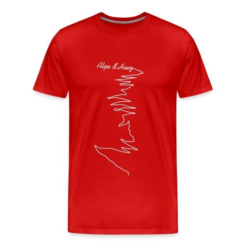 Alpe d'Huez - Männer Premium T-Shirt