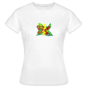 Schmetterling - Frauen T-Shirt