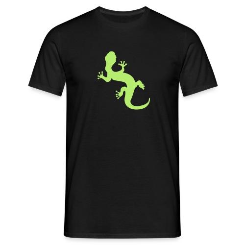 Tribal Lizard - Men's T-Shirt