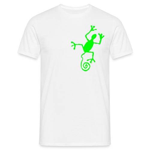 Funky Lizard - Men's T-Shirt