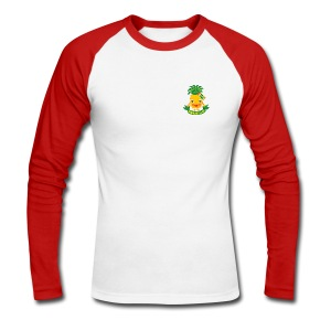 Shinananas - Baseball ML H - T-shirt baseball manches longues Homme