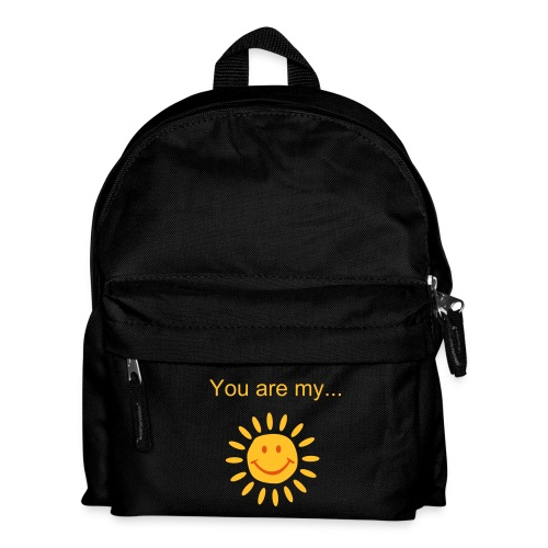 You are my sunshine - Kids' Backpack