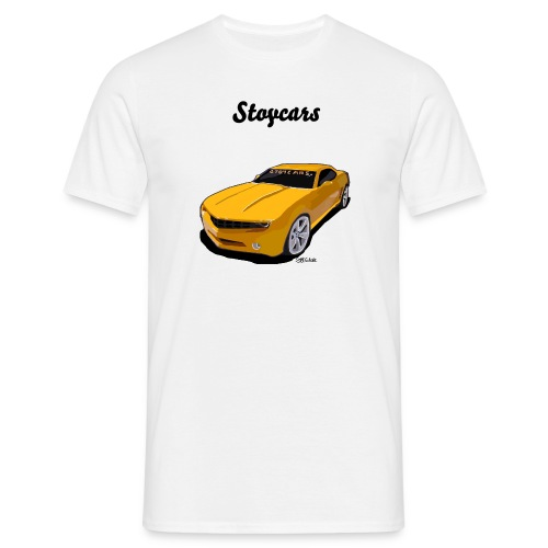 stoycars 1 a - T-shirt Homme